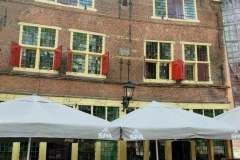 De-Silveren-Spiegel-Entree-restaurant-wandeling-Amsterdam
