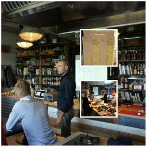 agile koken bij keukenvuur