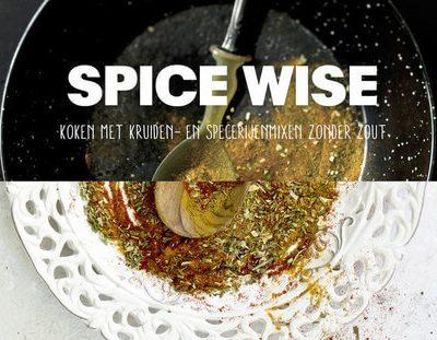 Een kookboek als onderdeel van de kookworkshop