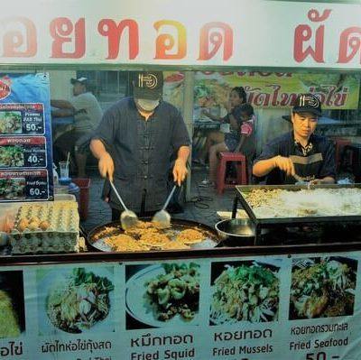 Thaise kookworkshop volgen