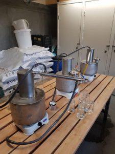 distilleren Whisky maken