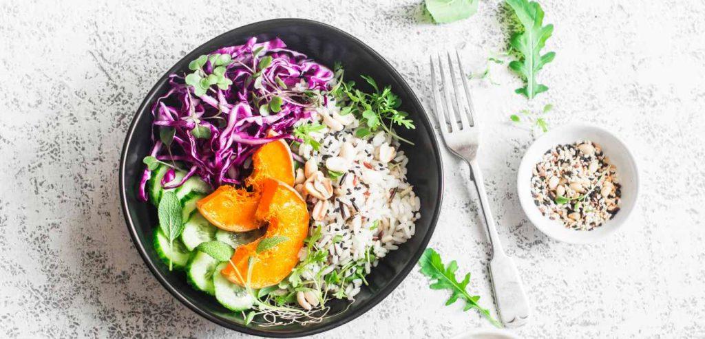 Vegetarisch koken is goed voor ons en onze planeet